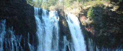 Mc Arthur- Burney Falls Memorial SP