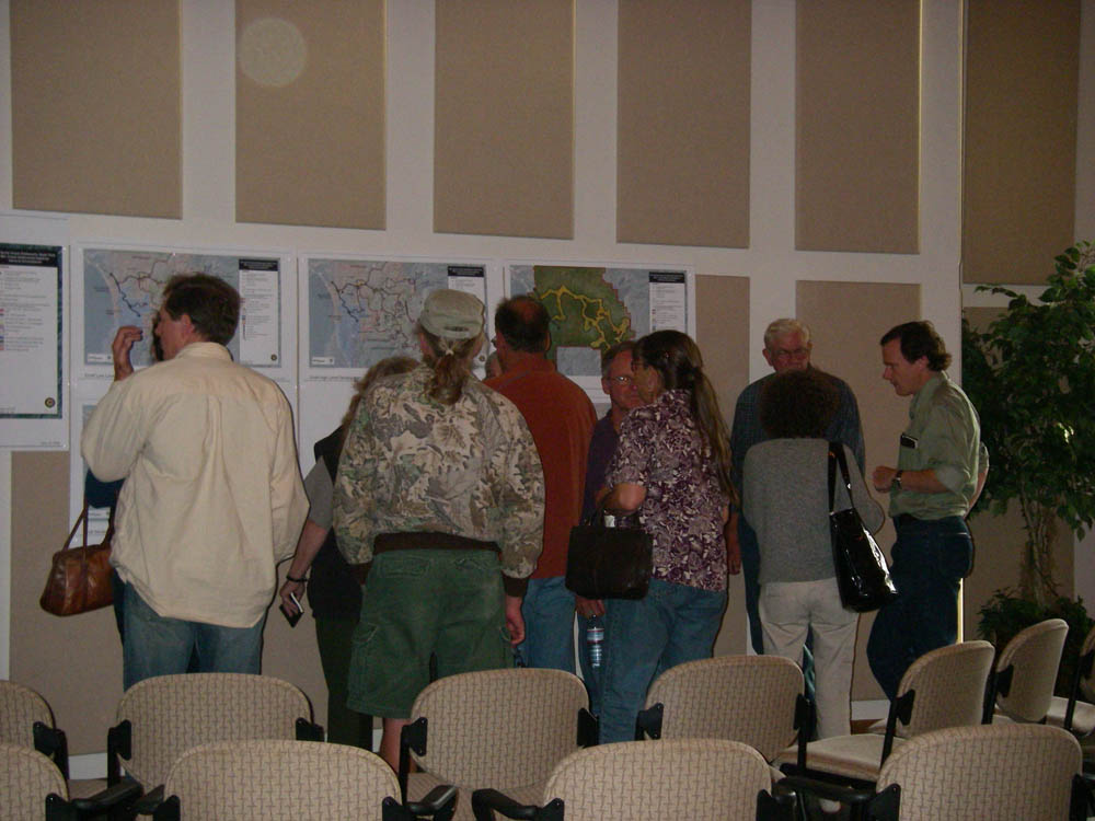Participants View Alternatives, June 19 2008