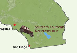 Click here for Southern California Mountains Tour
