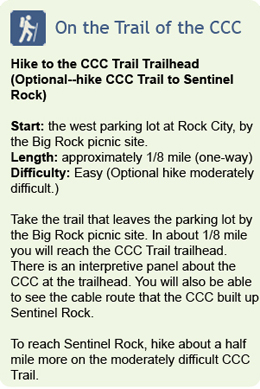 Description of hike at Mount Diablo