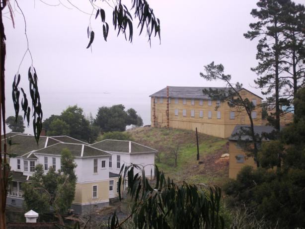 Immigration Station in Angel Island State Park. Photo by Kelly Long