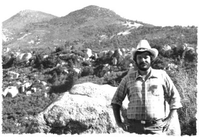 Breck Parkman at Cuyamaca Rancho State Parks