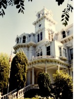 The Mansion was home to twelve California Governors.