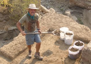 Richard Fitzgerald, Associate State Archaeologist