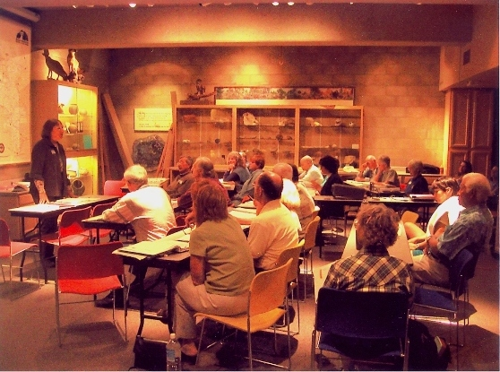 Joan Schneider classroom training.