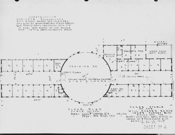 View larger blueprint image of WRSHP Stable