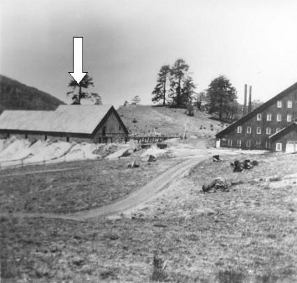 Stonewall Mine Cyanide Building circa 1899-1901