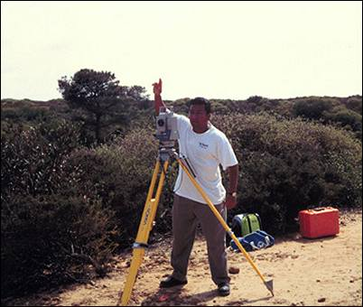 Image of surveyor