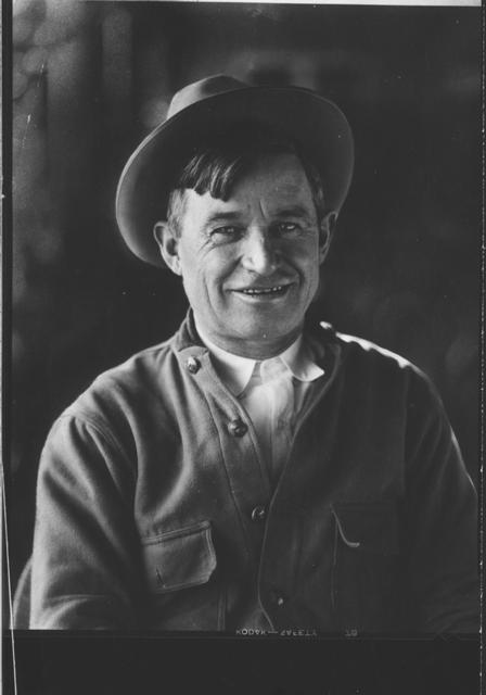 Will Rogers (1879-1935)