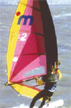 Windsurfing at Candlestick Point SRA
