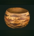 California Indian Basket