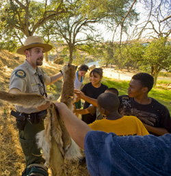Educational Program at Millerton Lake SRA