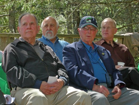 CCC Remembrance Day Event April 12 at Mount Tamalpais