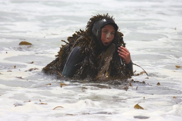 kelp monster
