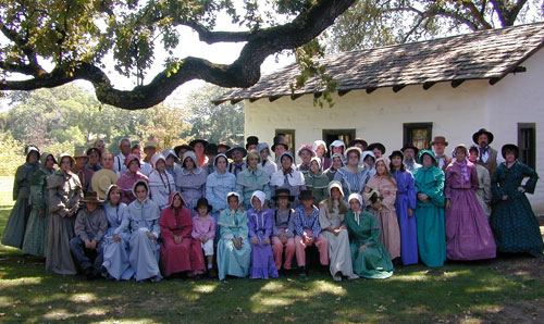 Docent and Volunteer Group Image