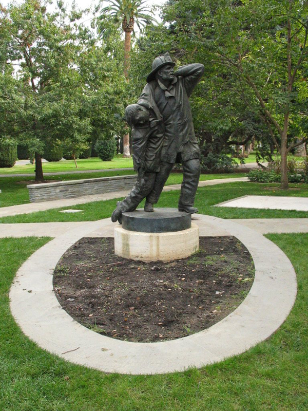 California Firefighters Memorial