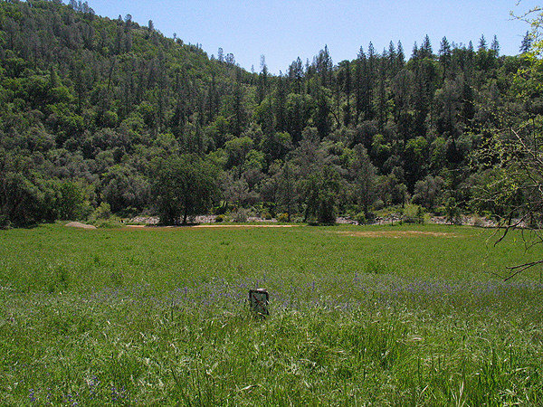 View of South Yuba River State Park