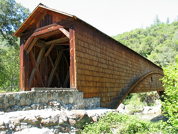 Perspective view of Bridge