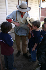 Gold Panning with Kids