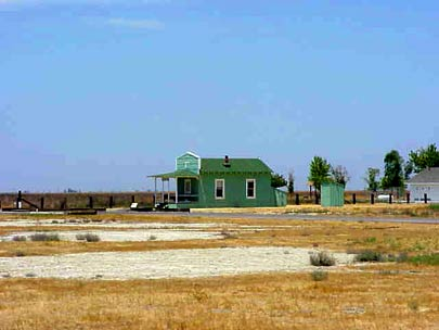 Colonel Allensworth State Historic Park