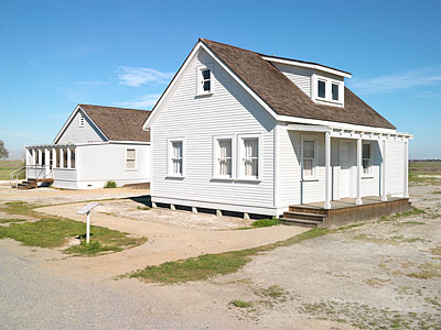 Allensworth Buildings