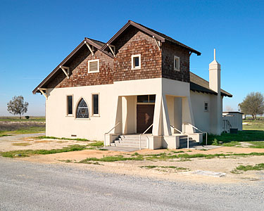 Allensworth Baptist church