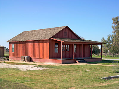 Allensworth Cash Store
