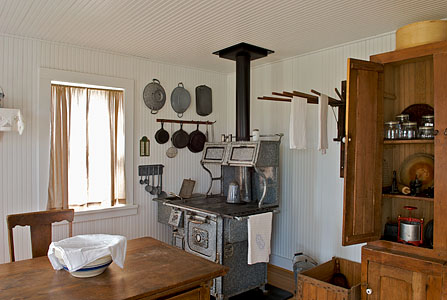 Dotson House Kitchen