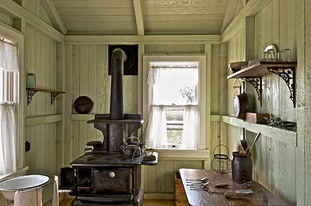 Phillips House Kitchen