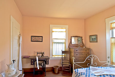 Smith House Bedroom