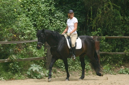 Dorte Lindegaard of Westside Riding School