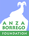 Anza-Borrego Foundation Logo