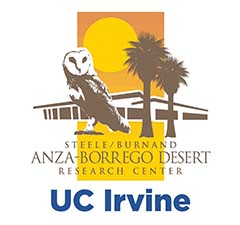 Steele/Burnand Anza-Borrego Desert Research Center Logo