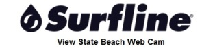 Use this link to go to Surfline's state beach web cam.