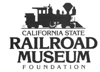 California State Railroad Museum Foundation Logo