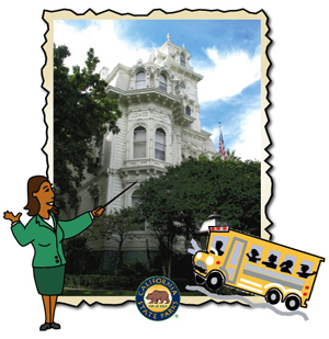Cover of Teacher's Guide for the Governor's Mansion