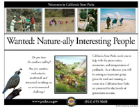 Volunteer Recruitment Panel-Nature Interest