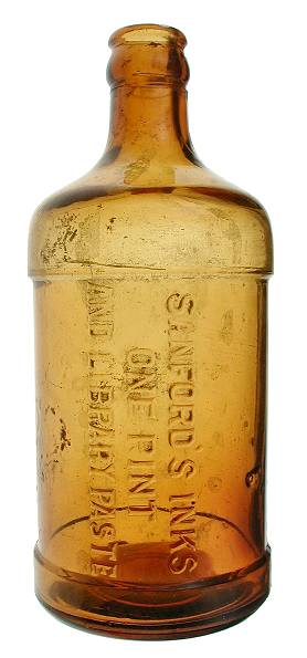Image of Sanford ink bottle