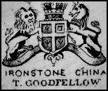 Image of Goodfellow pottery mark