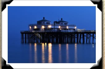 Malibu Pier in Malibu, California. Photo courtesy of Malibu Pier Partners.